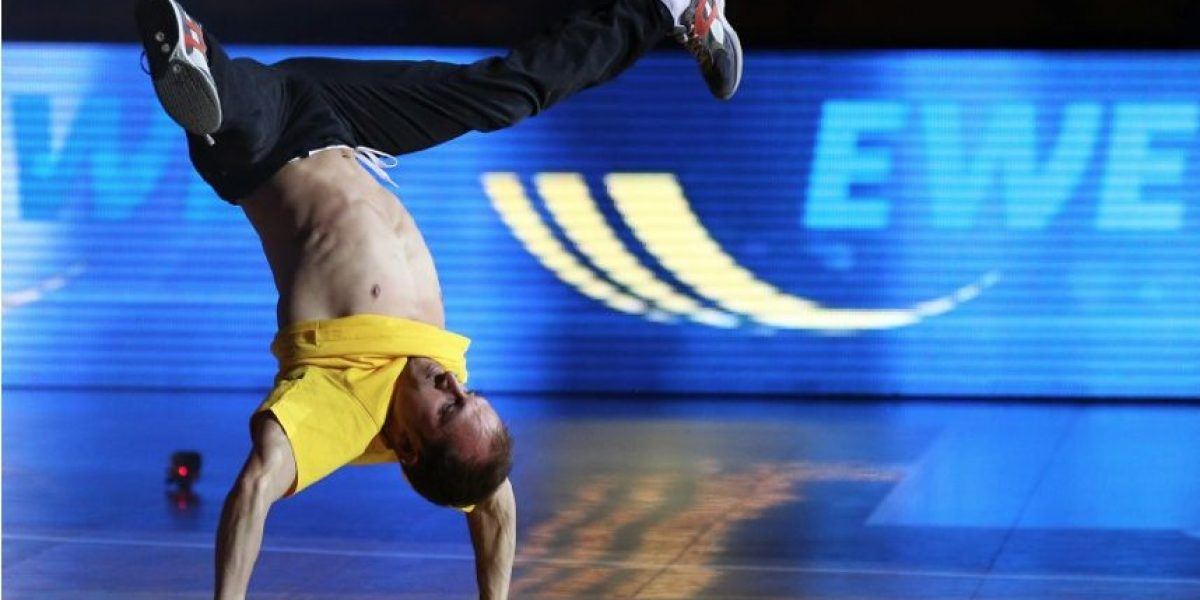 Break dance, karate y escalada con miras a Tokio 2020