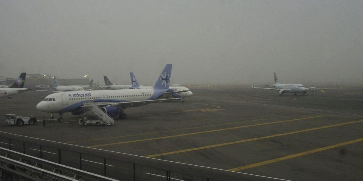 ¿Cómo está México en aviación civil?