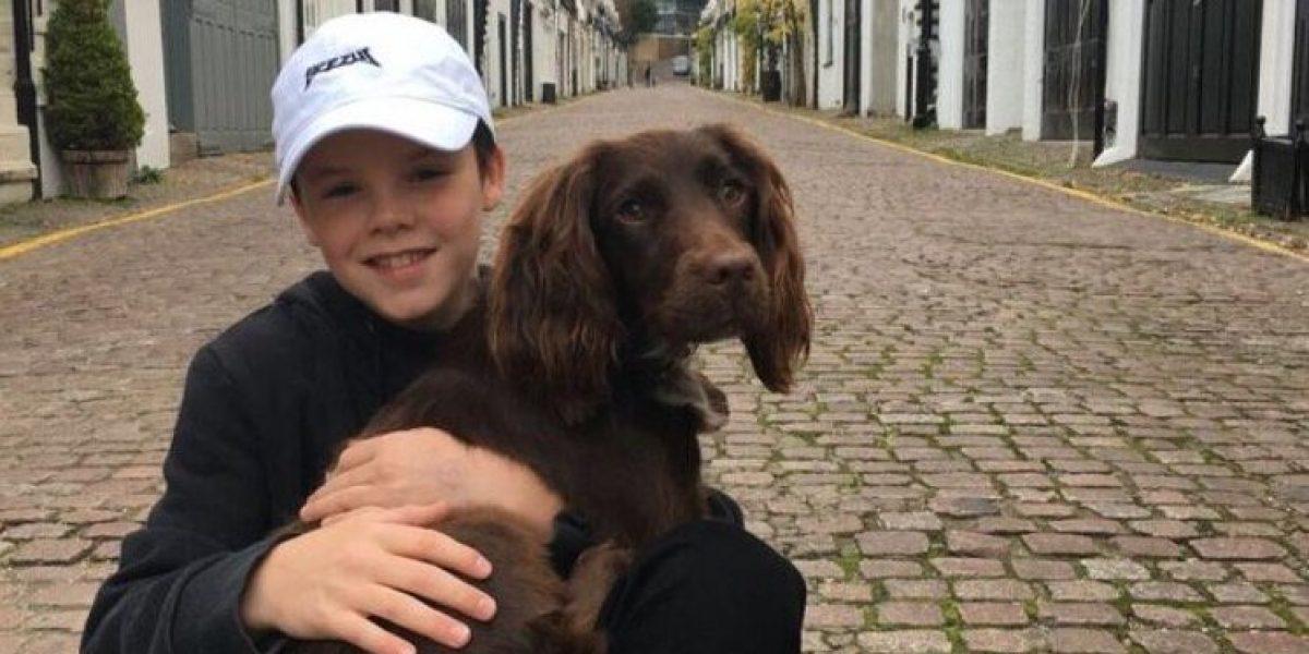 Cruz Beckham, hijo de David Beckham debuta como cantante