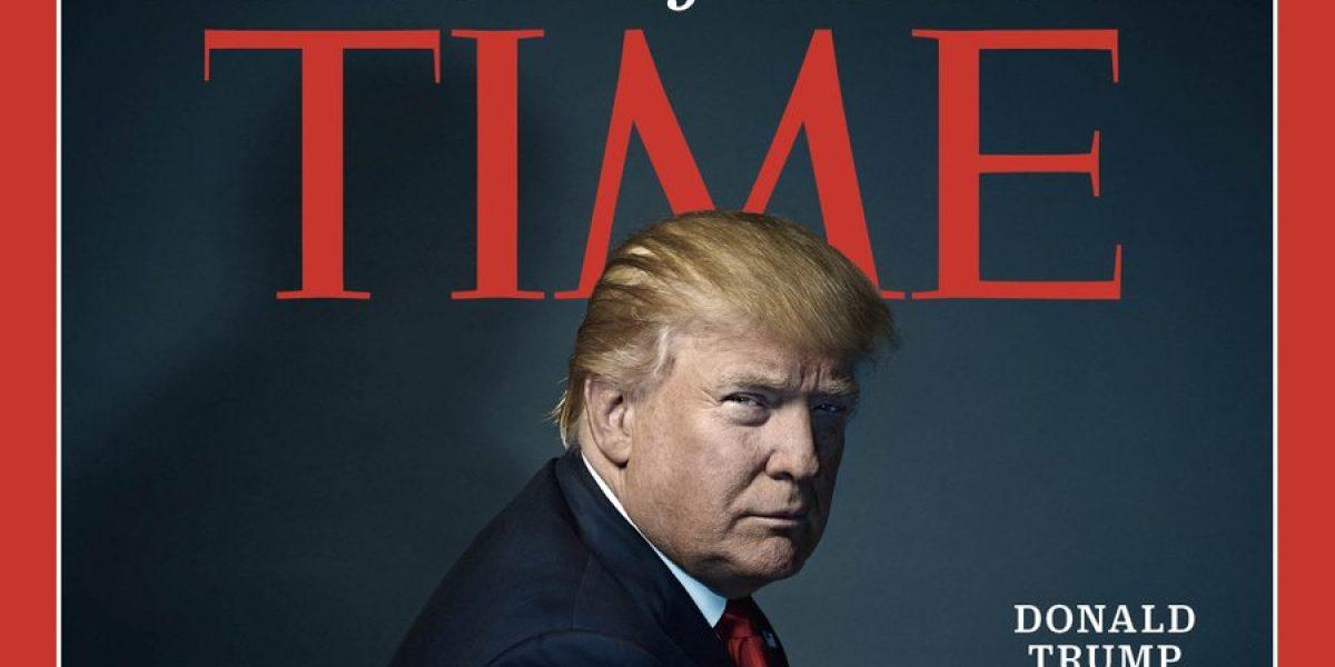 Donald Trump es la Persona del Año para la revista TIME