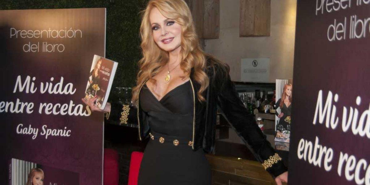 Gaby Spanic confesó que su novio era celoso y posesivo
