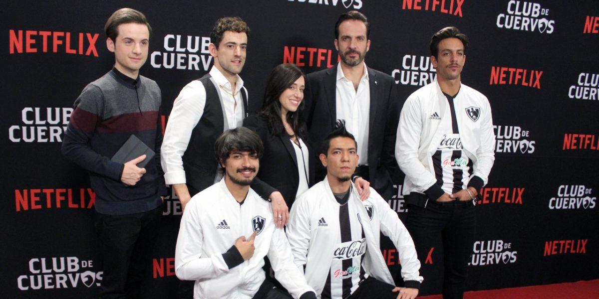 Desnudos explícitos continuarán durante la segunda temporada de Club de Cuervos