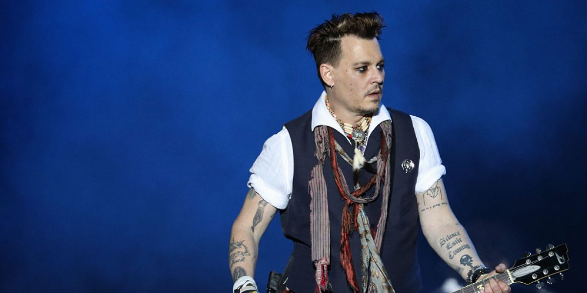 Johnny Depp es el actor menos rentable de Hollywood