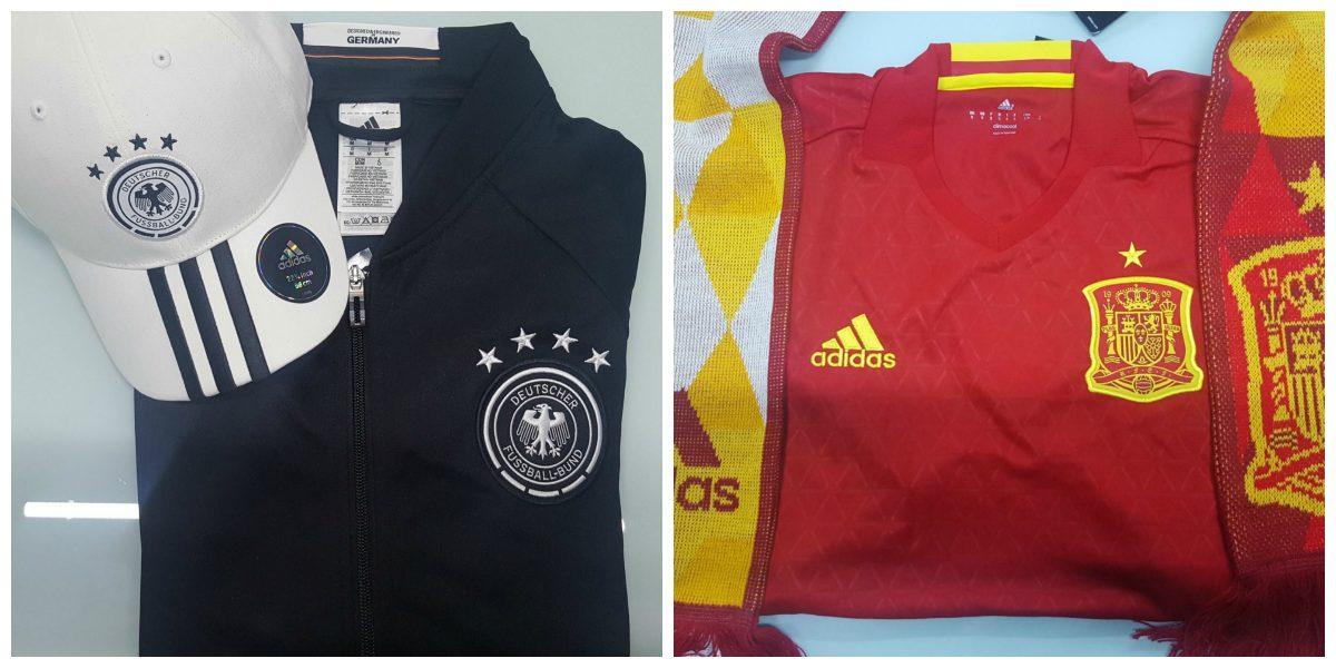 Publisport y Adidas te regalan dos Kits de Alemania y España