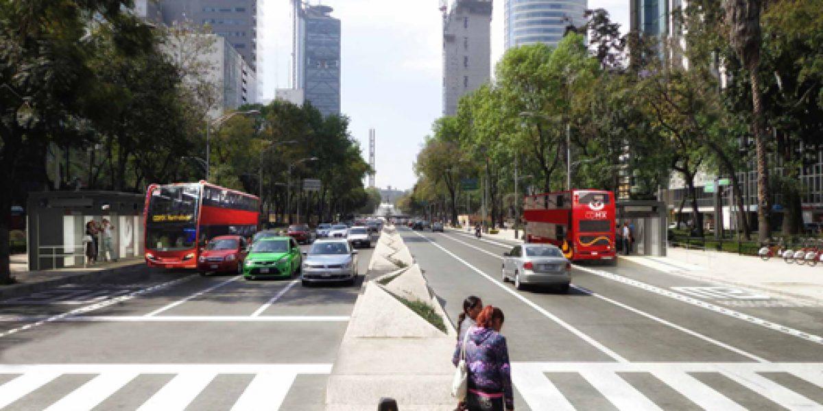 Metrobús Reforma se va a saturar, insisten