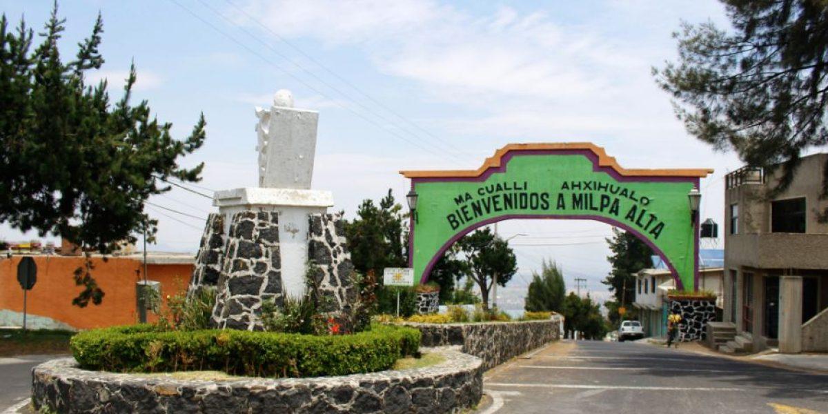 Milpa Alta, la nueva tierra caliente en la CDMX