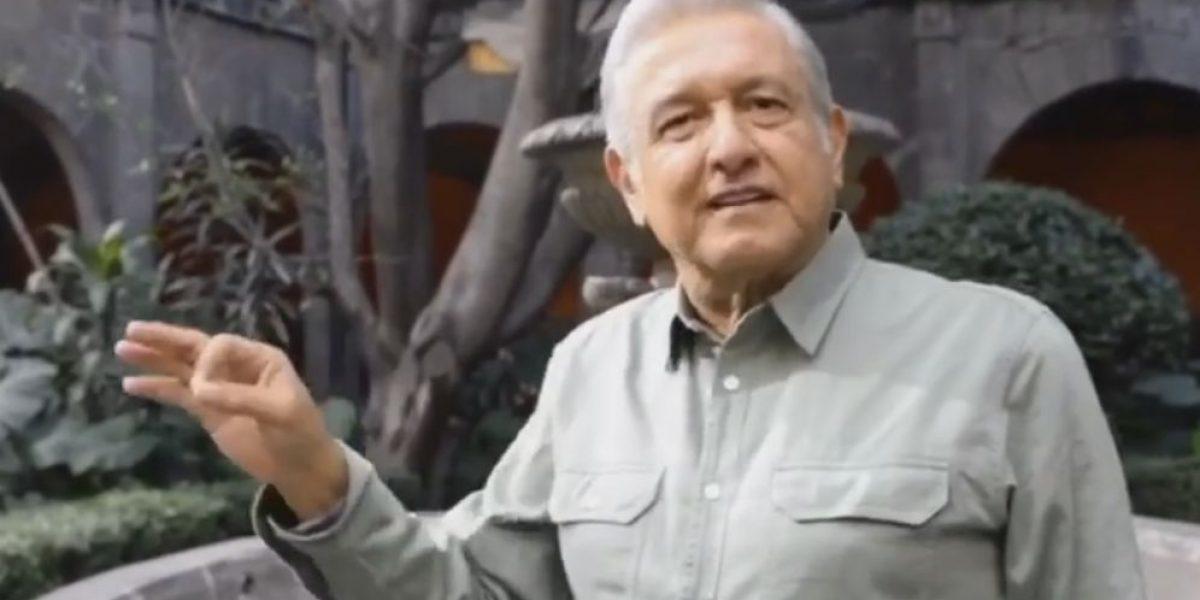 Cancelación del Air Force One por Trump, una moraleja para México: López Obrador