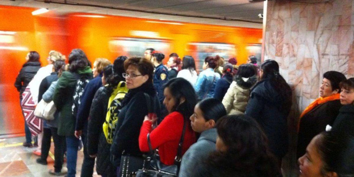 Ingreso ordenado se llevará a terminales y luego a toda la L1 del Metro