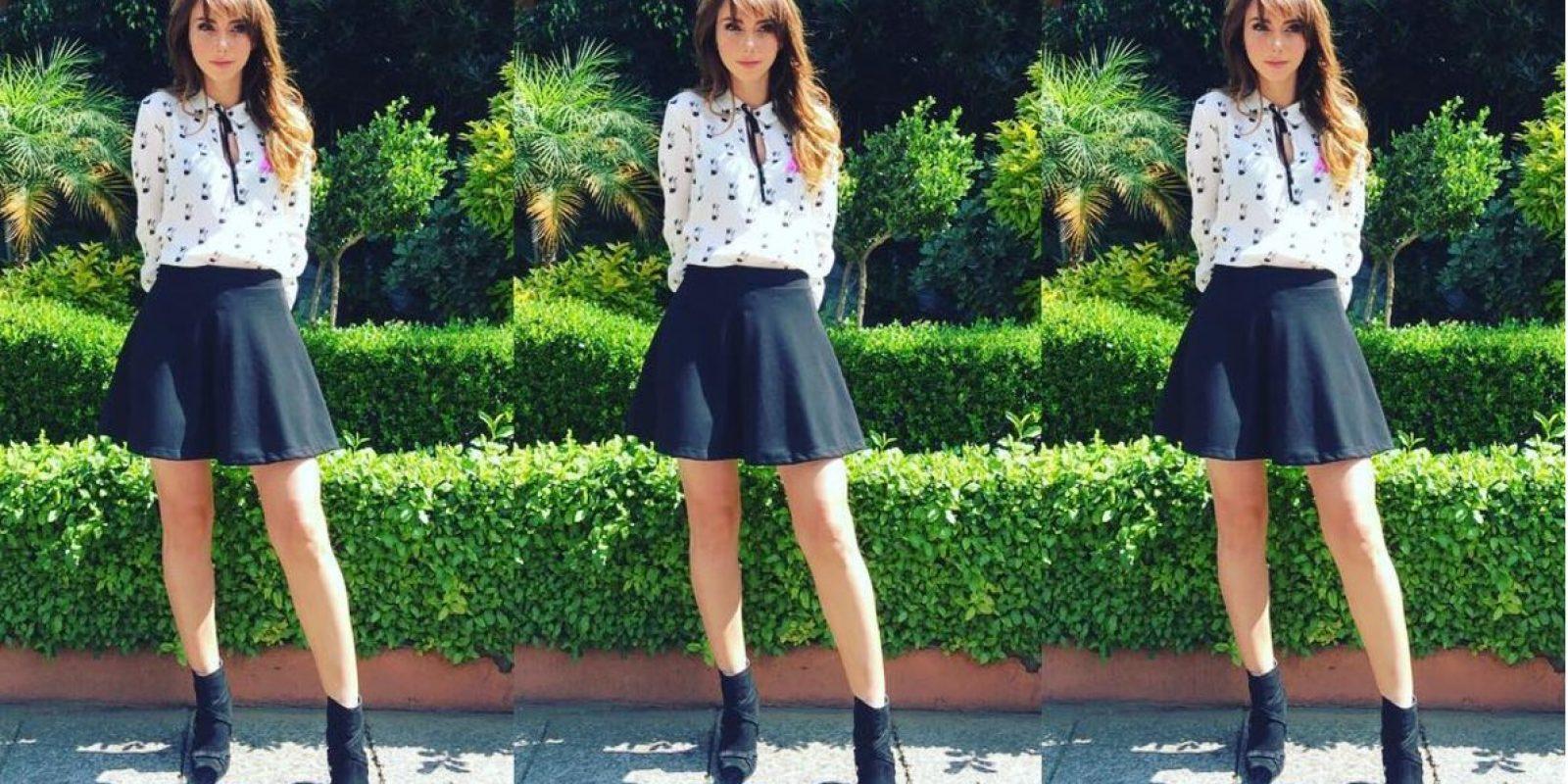 Natalia Téllez. Imagen Por: Instagram