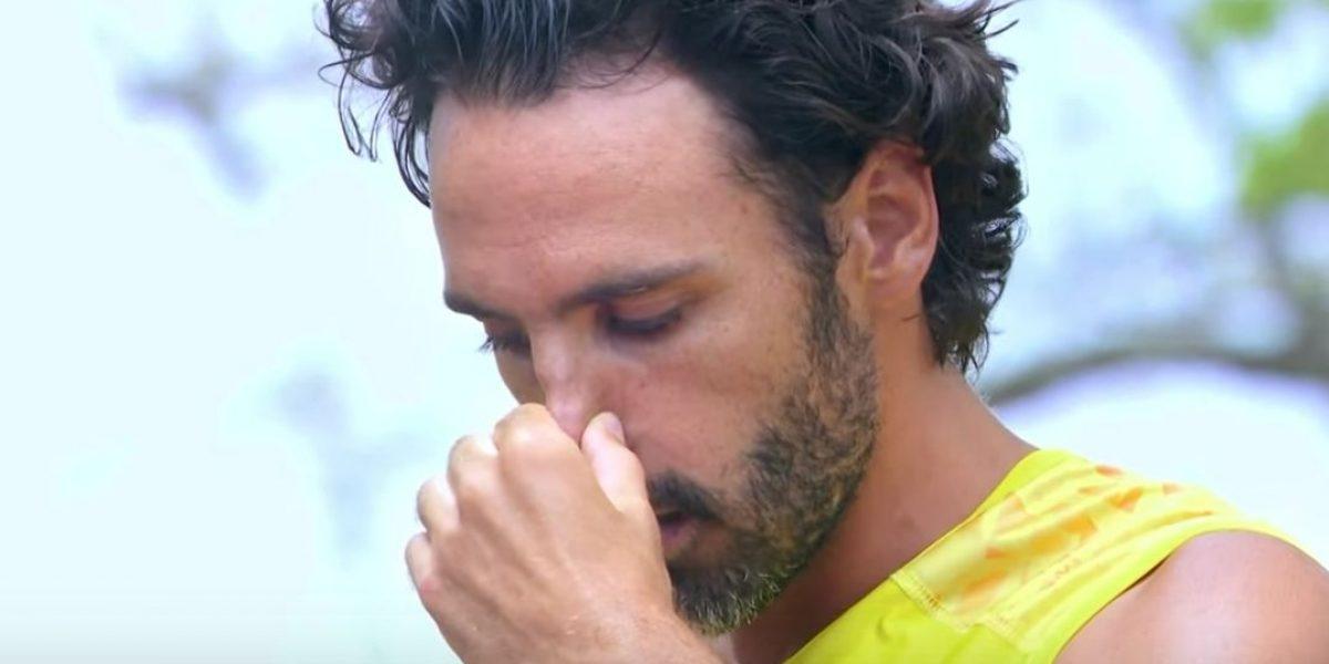 Ex de Eiza González se vomita durante reto en La Isla, La revancha