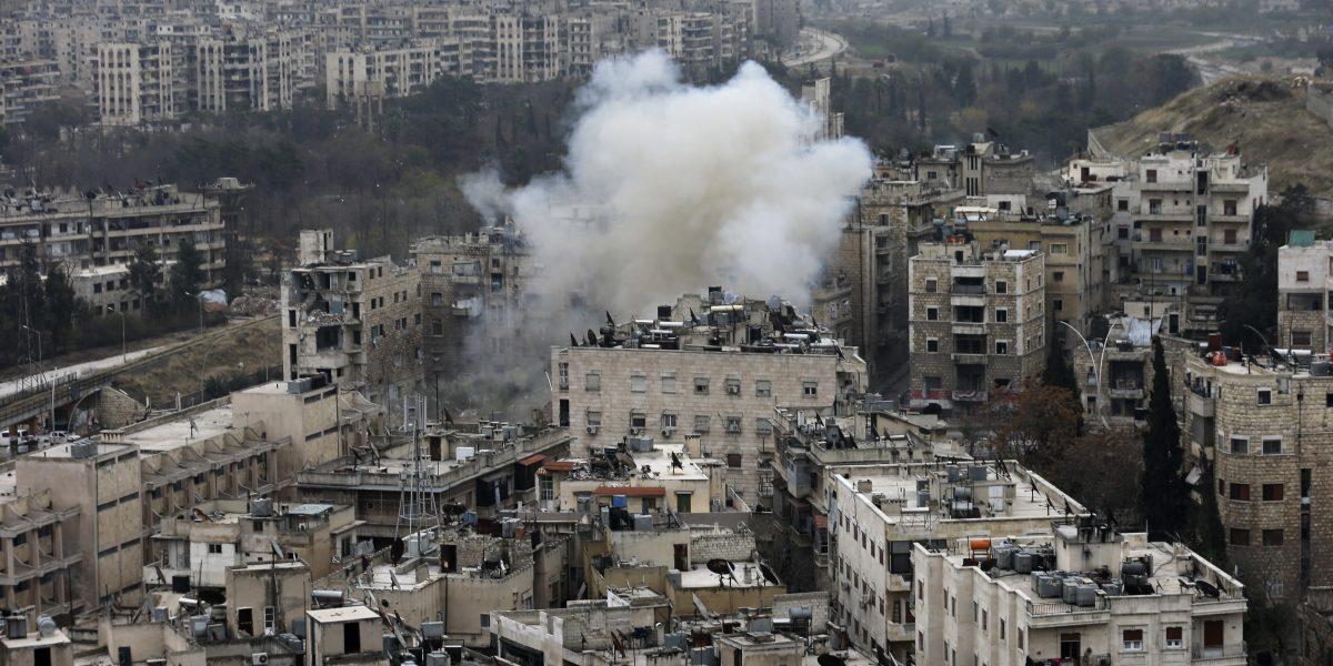 Rusia promete acabar con cualquiera que quede en Alepo