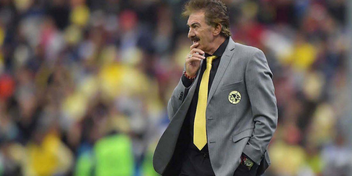 Ricardo La Volpe se quedará al frente de América hasta junio