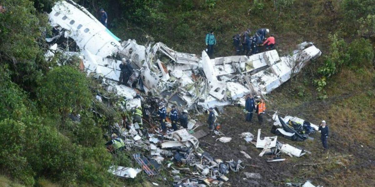 Mujer que alertó sobre vuelo del Chape pide refugio en Brasil