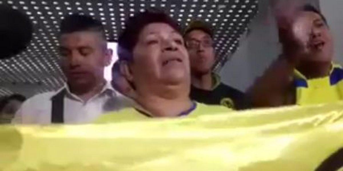 VIDEO: #LadyMoy, pide a gritos que no se vaya Moisés Muñoz
