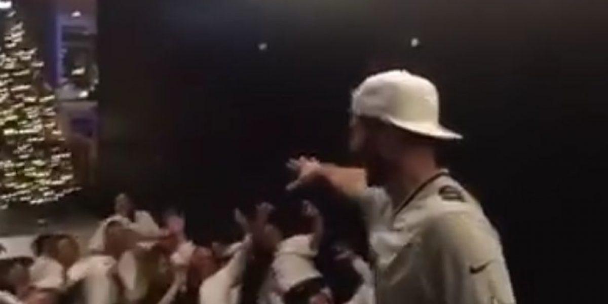 VIDEO: Gignac ahora hipnotiza a los aficionados
