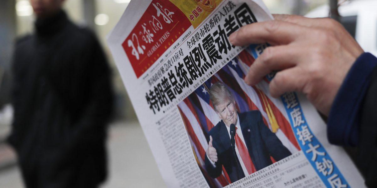 En China piden prepararse con armas nucleares para frenar a Trump