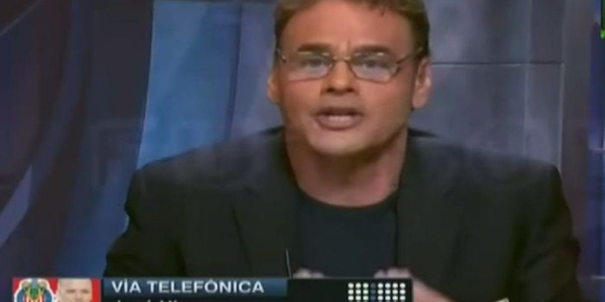 VIDEO: David Faitelson ¡regaña! a directivo de Chivas