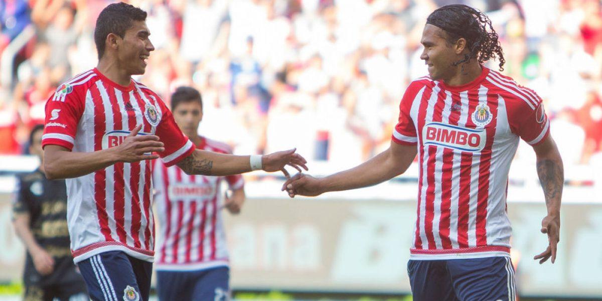 Gullit Peña cobró un millón de dólares por cada gol en las Chivas