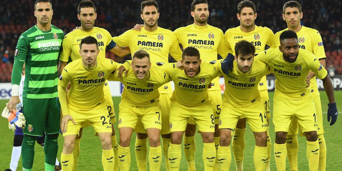 Jonathan y el Villarreal avanzan a la siguiente ronda de Europa League