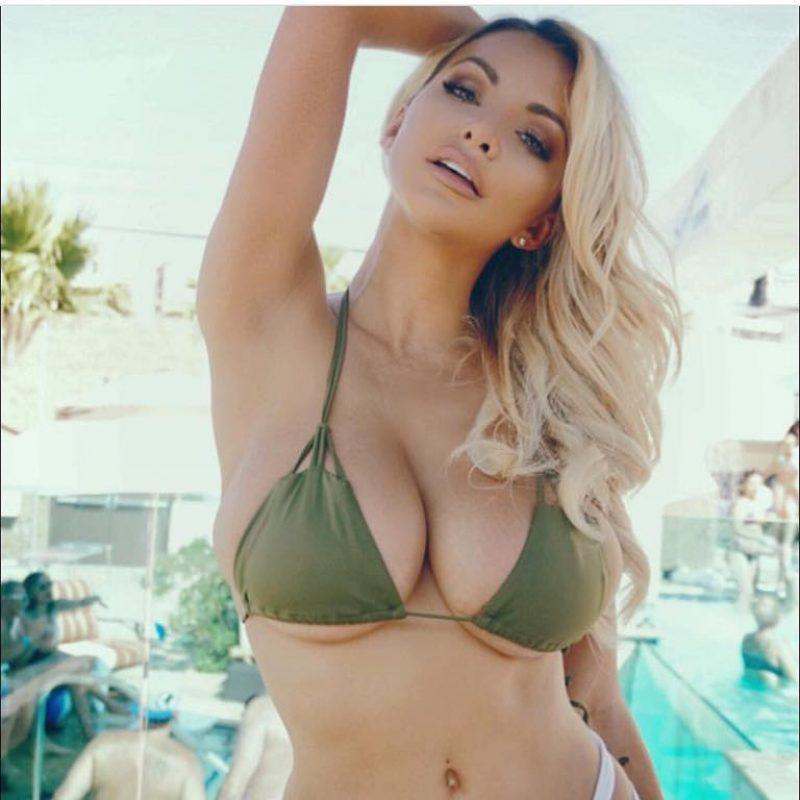 Lindsey Pelas. Imagen Por: Instagram