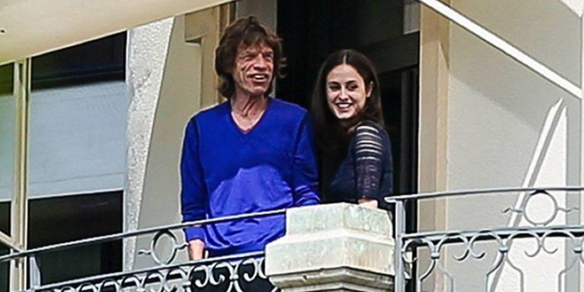 Mick Jagger celebra el nacimiento de su octavo hijo
