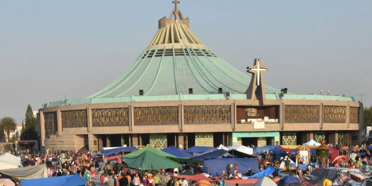 Basílica de Guadalupe espera visita de siete millones de peregrinos
