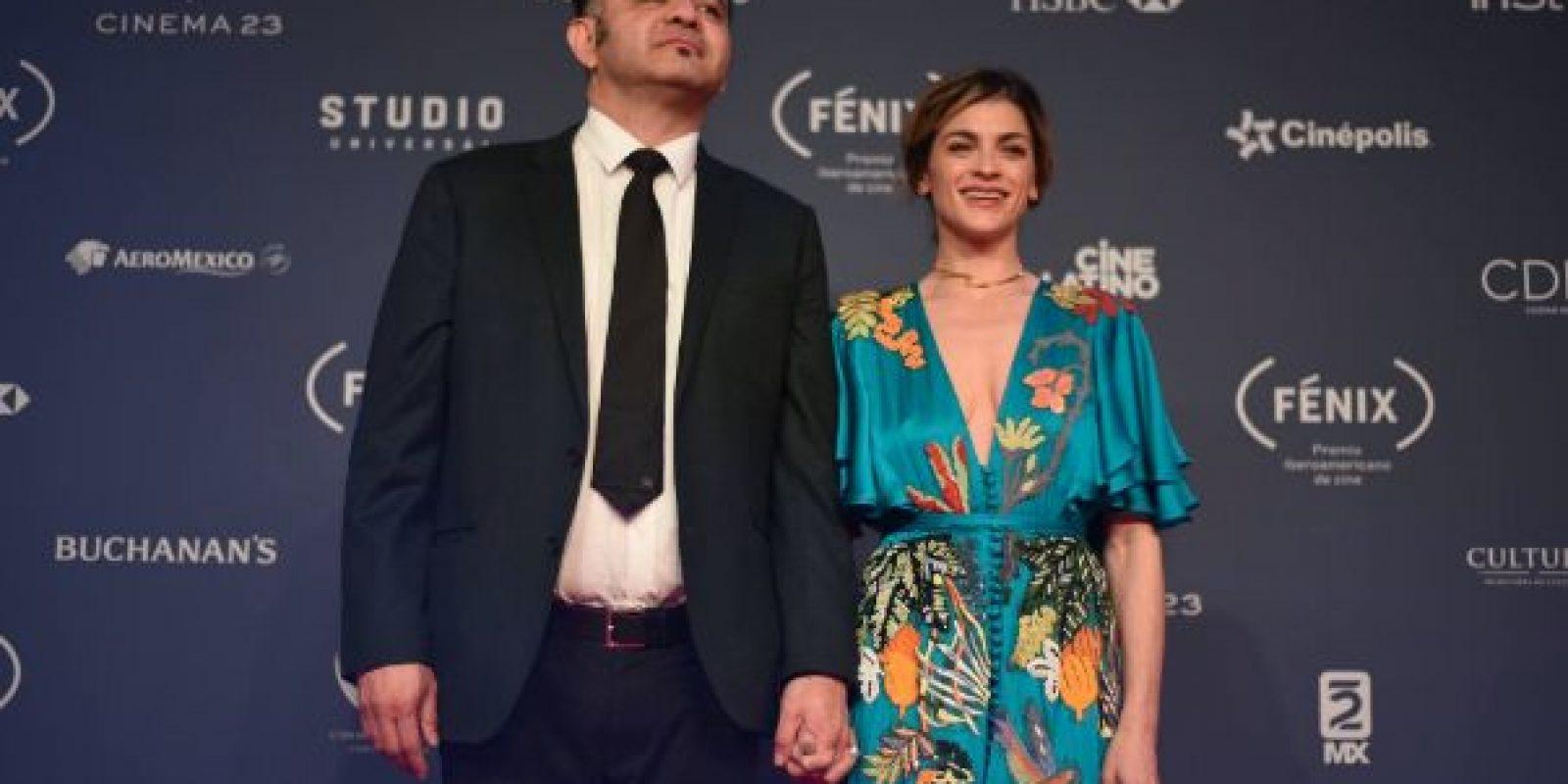 Alfombra roja de los Premios Fénix. Imagen Por: Irene Azuela. Foto |Premios Fénix