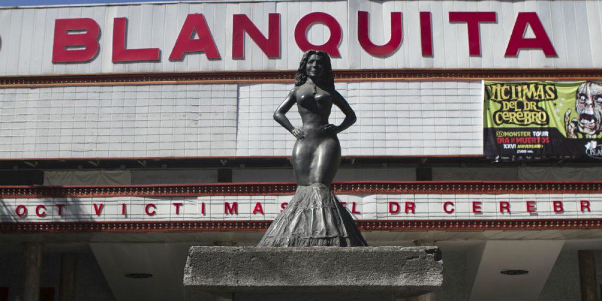 Teatro Blanquita, patrimonio cultural de la CDMX