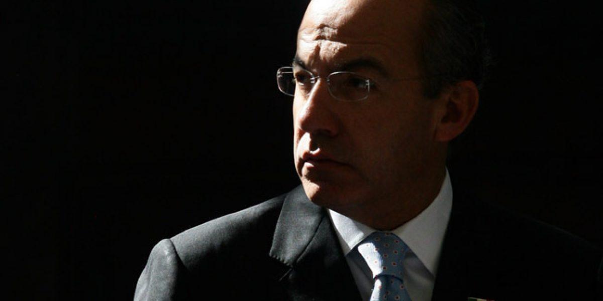 #Confidencial: Calderón, pieza clave para hundir a Zavala