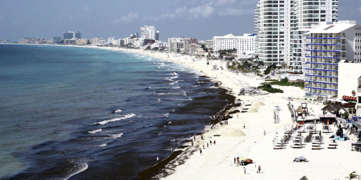 Cancún, el destino más visitado en México en el 2016