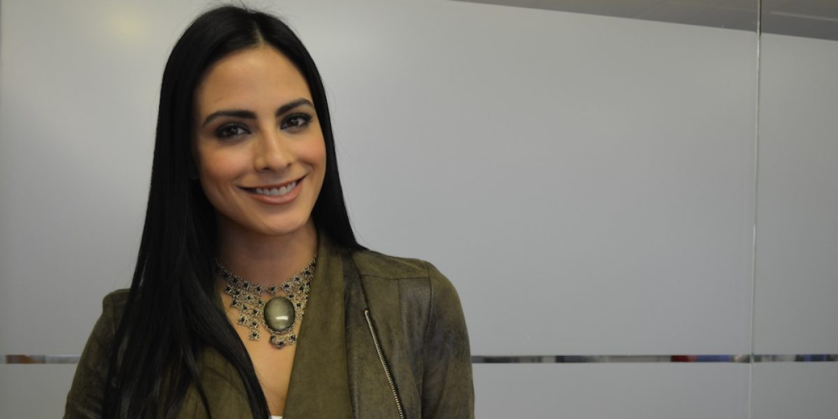 """""""Vivo, como y respiro deporte ya sea trabajando o no"""": Valeria Marín"""