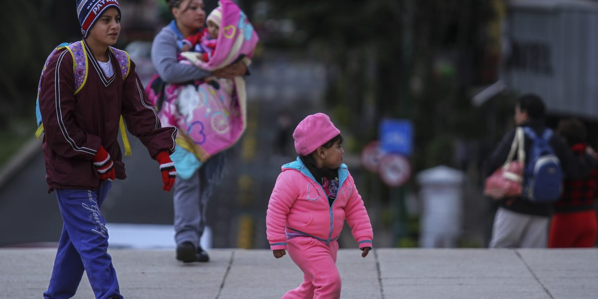 ¡A cubrirse del frío! Prevén marcado descenso de temperaturas en Valle de México