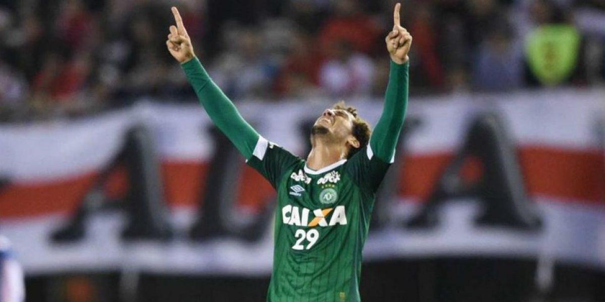 Helio Neto y su milagrosa recuperación tras accidente del Chapecoense
