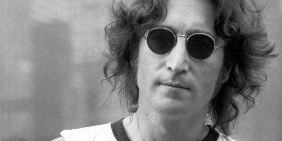 Imaginen a John hace 36 años