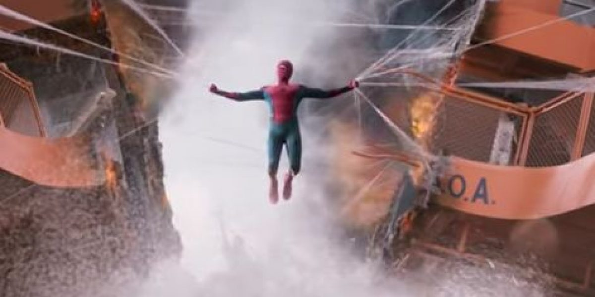 Revelan primer tráiler de Spider-Man: Homecoming