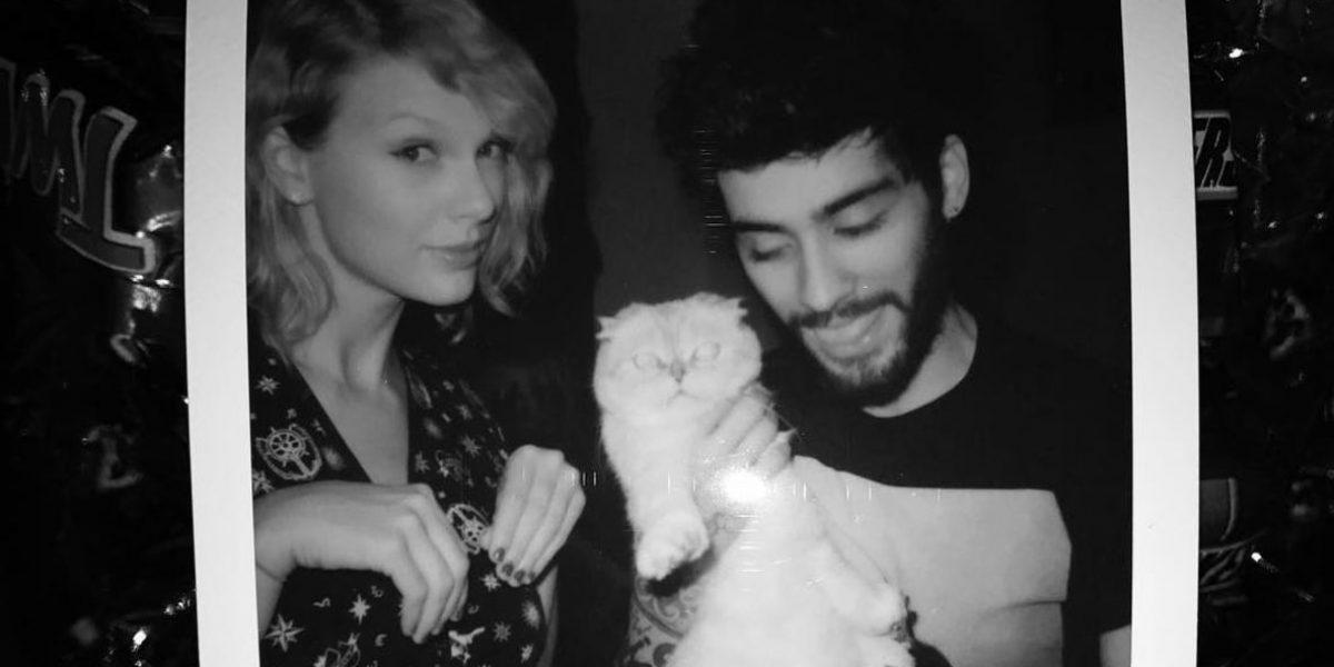 Taylor Swift y Zayn Malik lanzan sorpresivo dueto