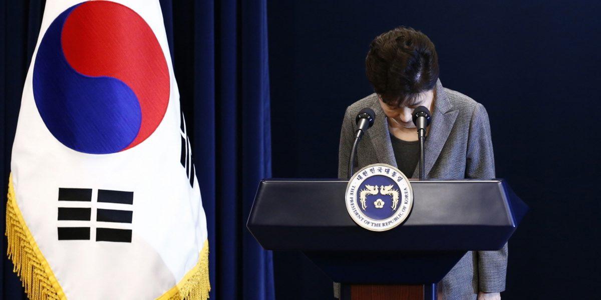 Parlamento de Corea del Sur destituye a la presidenta en sesión histórica