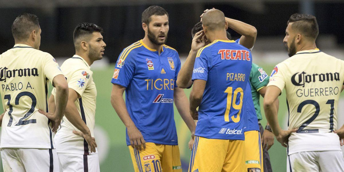 Anuncian horarios para la Final entre Tigres y América