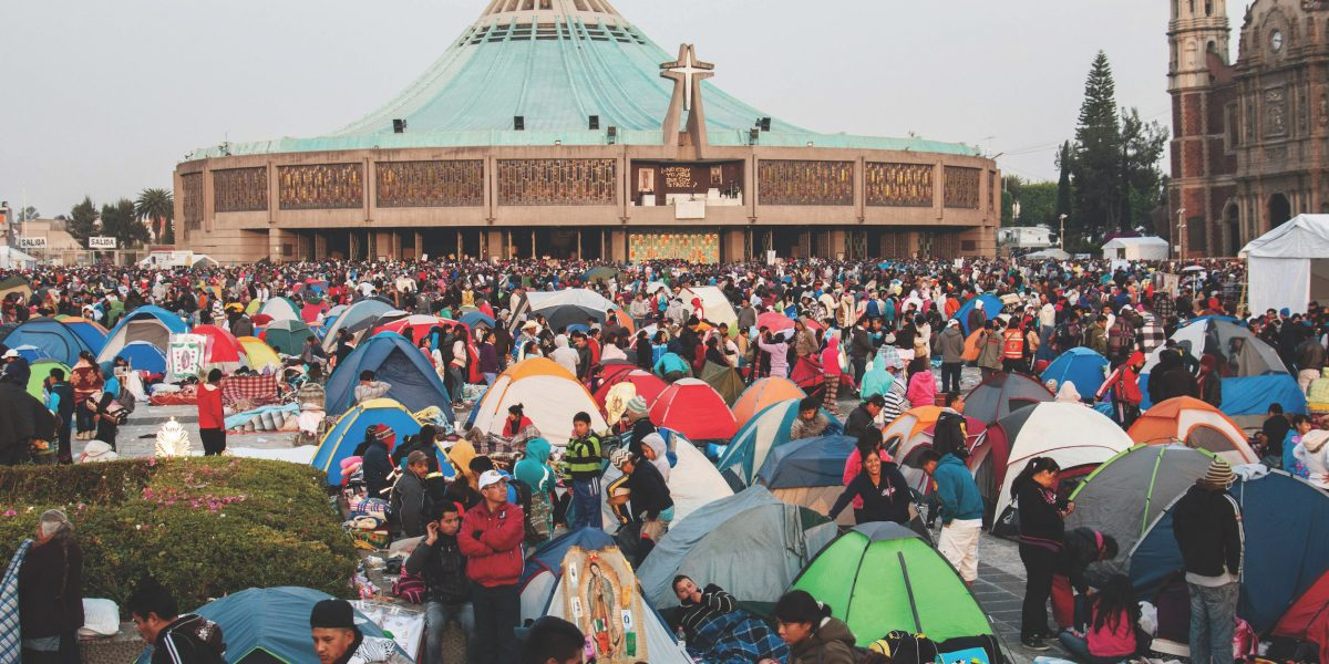 Basílica de Guadalupe genera 50% del turismo religioso de México