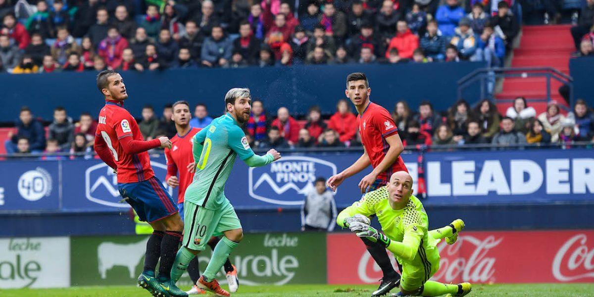 VIDEO: El golazo por el que el mundo se rinde ante Messi