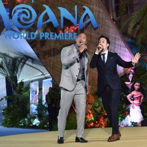 Dwayne The Rock Johnson fue uno de los actores confirmados desde el inicio del proyecto. | Disney