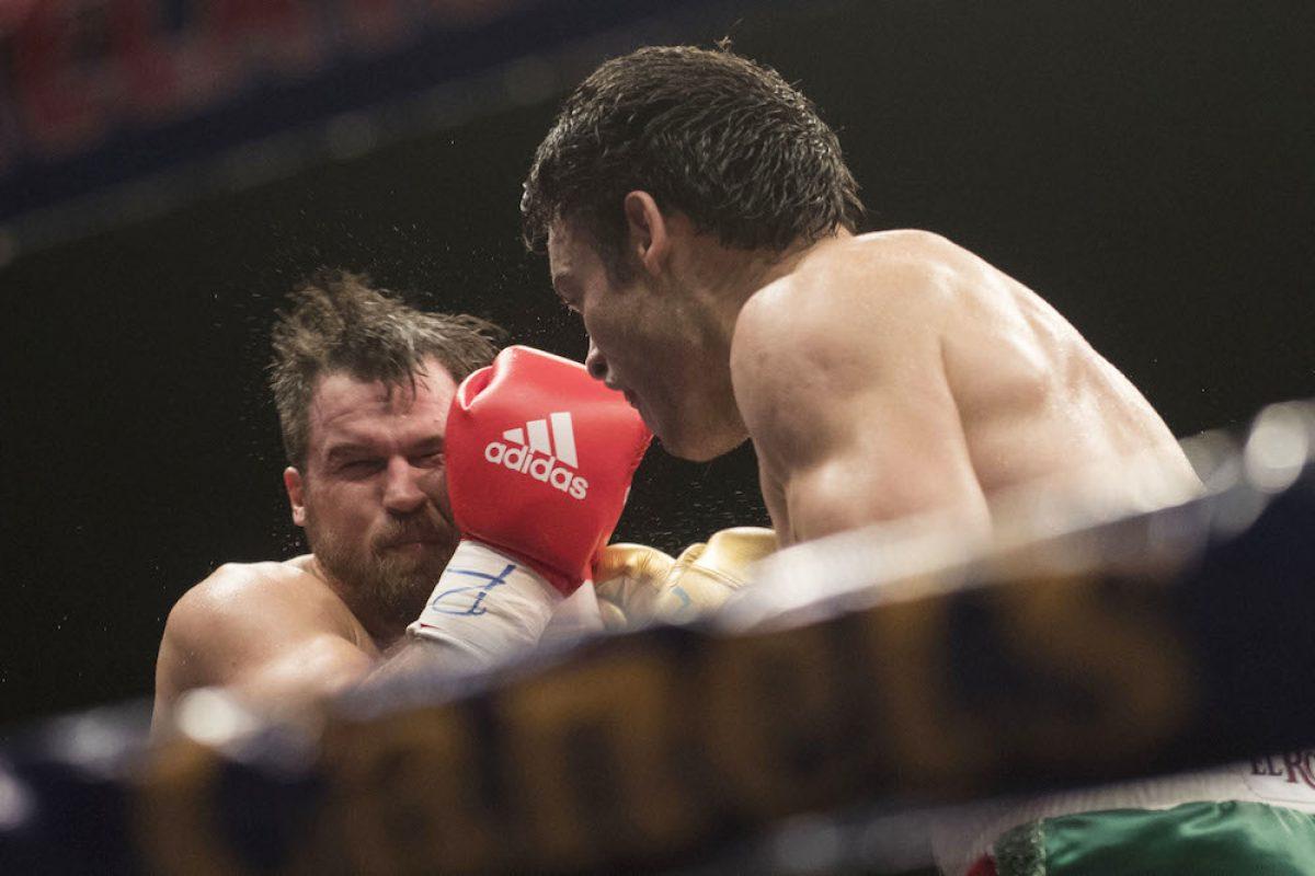 © MEXSPORT. Imagen Por: Julio César Chávez Jr. tiene regreso triunfal al boxeo./Mexsport