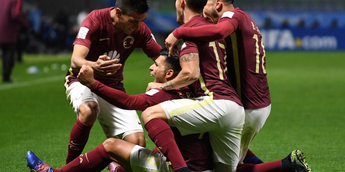 América logra hazaña y vence a Jeonbuk en el Mundial de Clubes