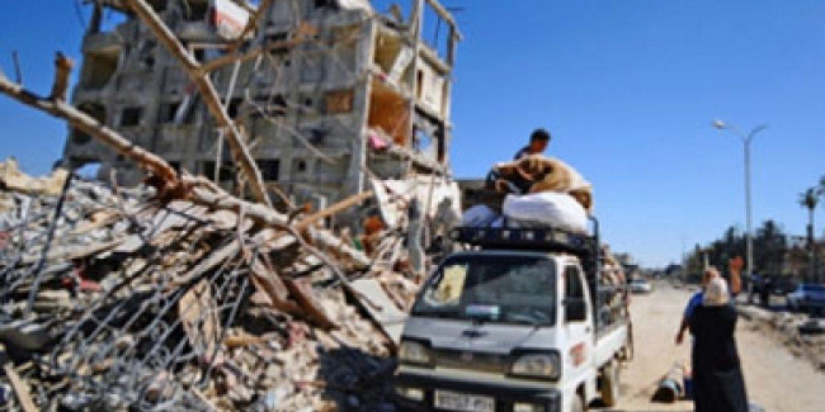 Estado Islámico recupera control de la ciudad de Palmira