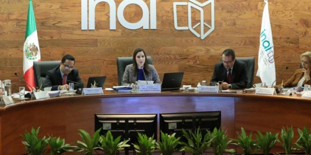 INAI asume presidencia de red internacional contra la corrupción
