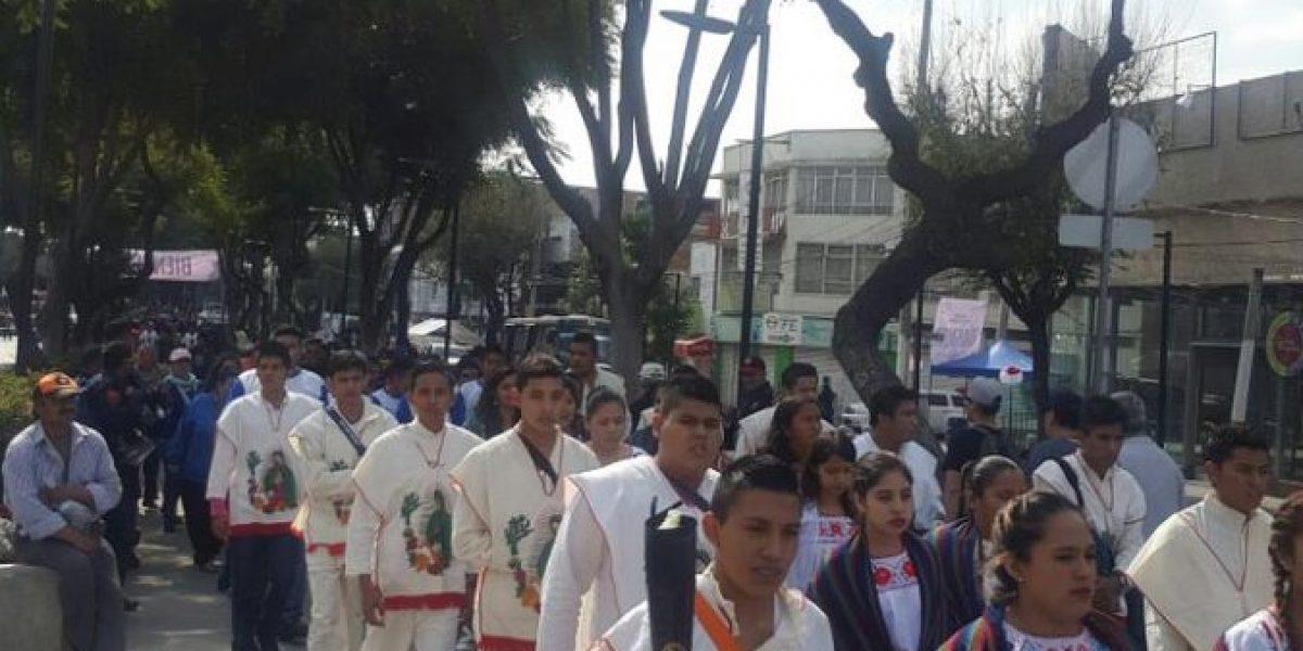 Más de dos millones de peregrinos abarrotan la Basílica de Guadalupe