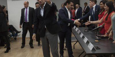Javier Guerrero renuncia al PRI, irá como independiente
