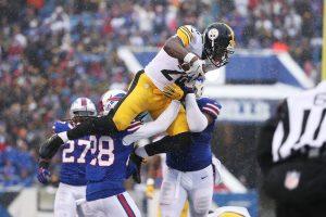 © 2016 Getty Images. Imagen Por: Steelers 27-20 Bills / Getty Images