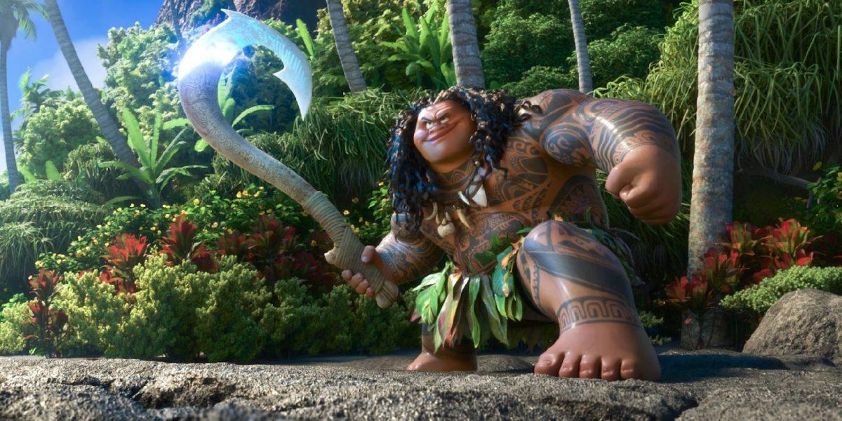 Moana, una de las cintas más ambiciosas de Disney