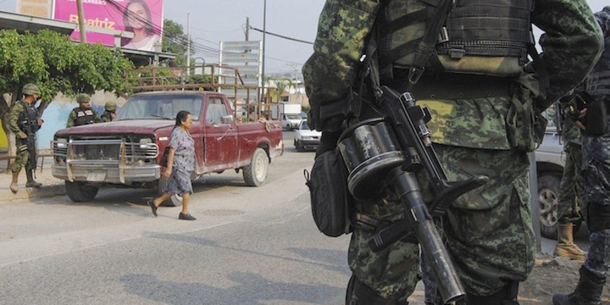 Sociedad civil exige a legisladores no militarizar al país
